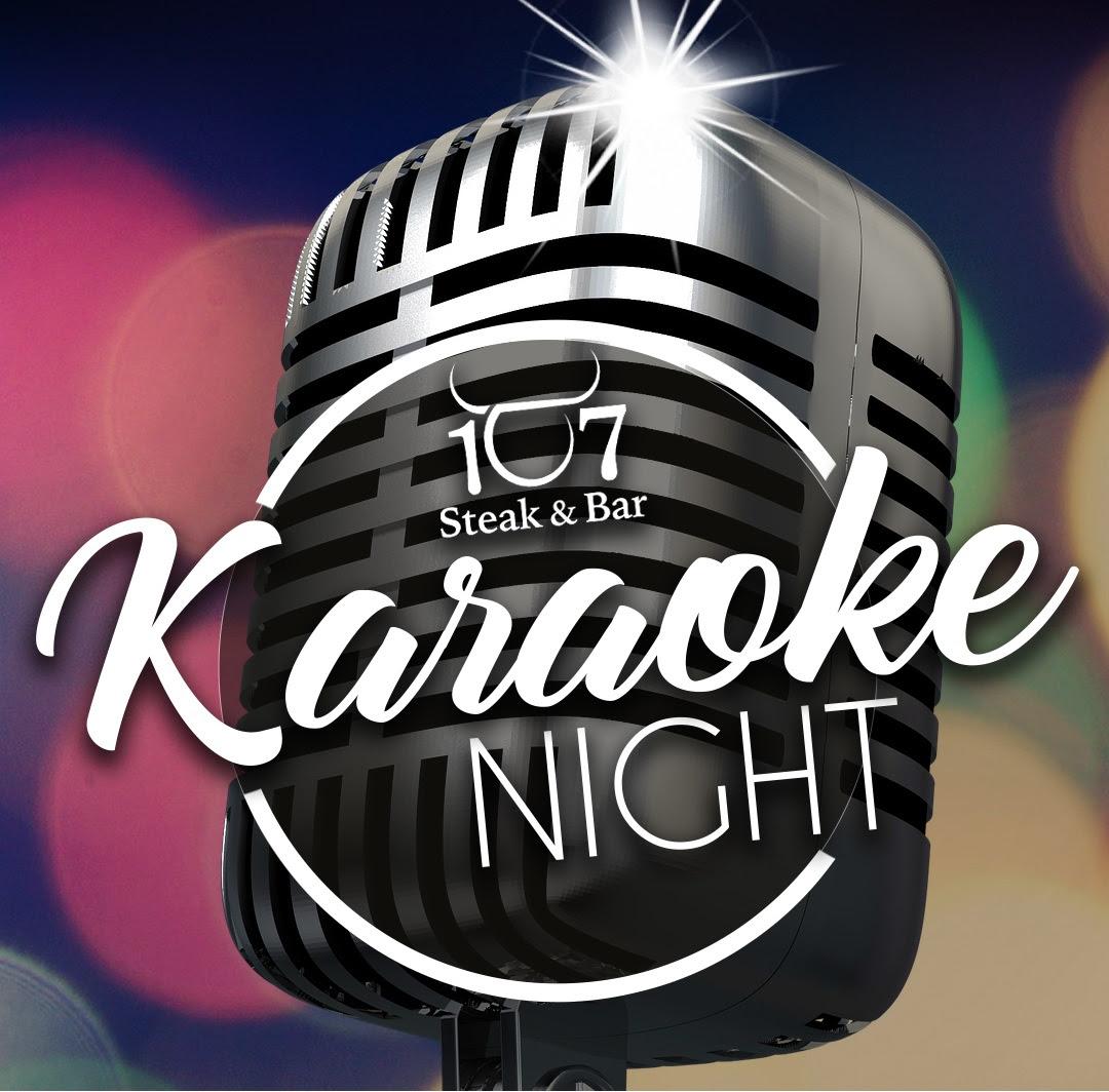 karaoke - 107 Steak & Bar